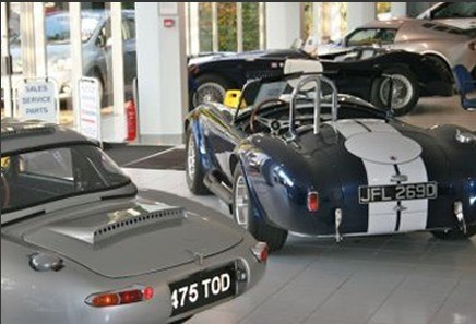 Lotus Main Dealer | Henley On Thames | Hofmann's