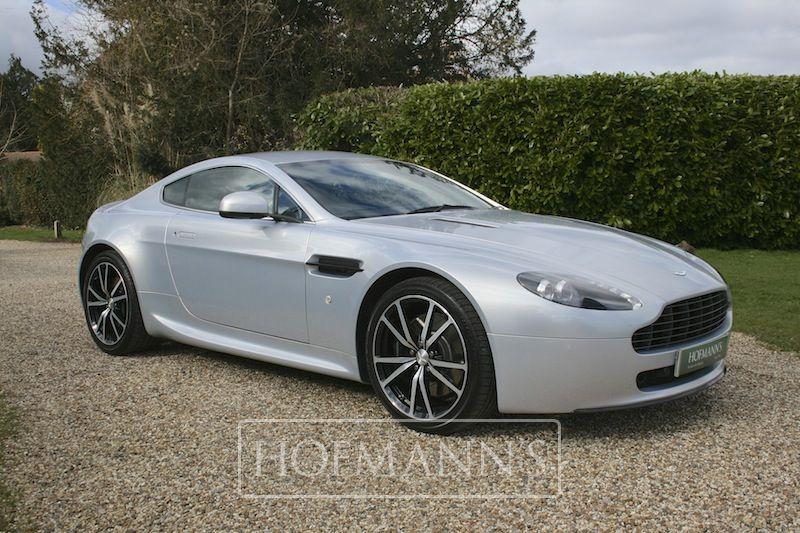 Aston Martin V8 Vantage N420 Sportshift Coupe No 80 Of 420 Hofmanns